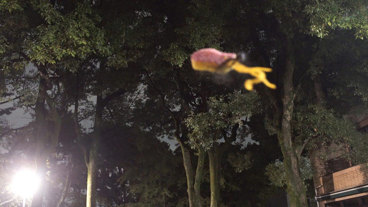 長田雛子個展「ねむけ前」